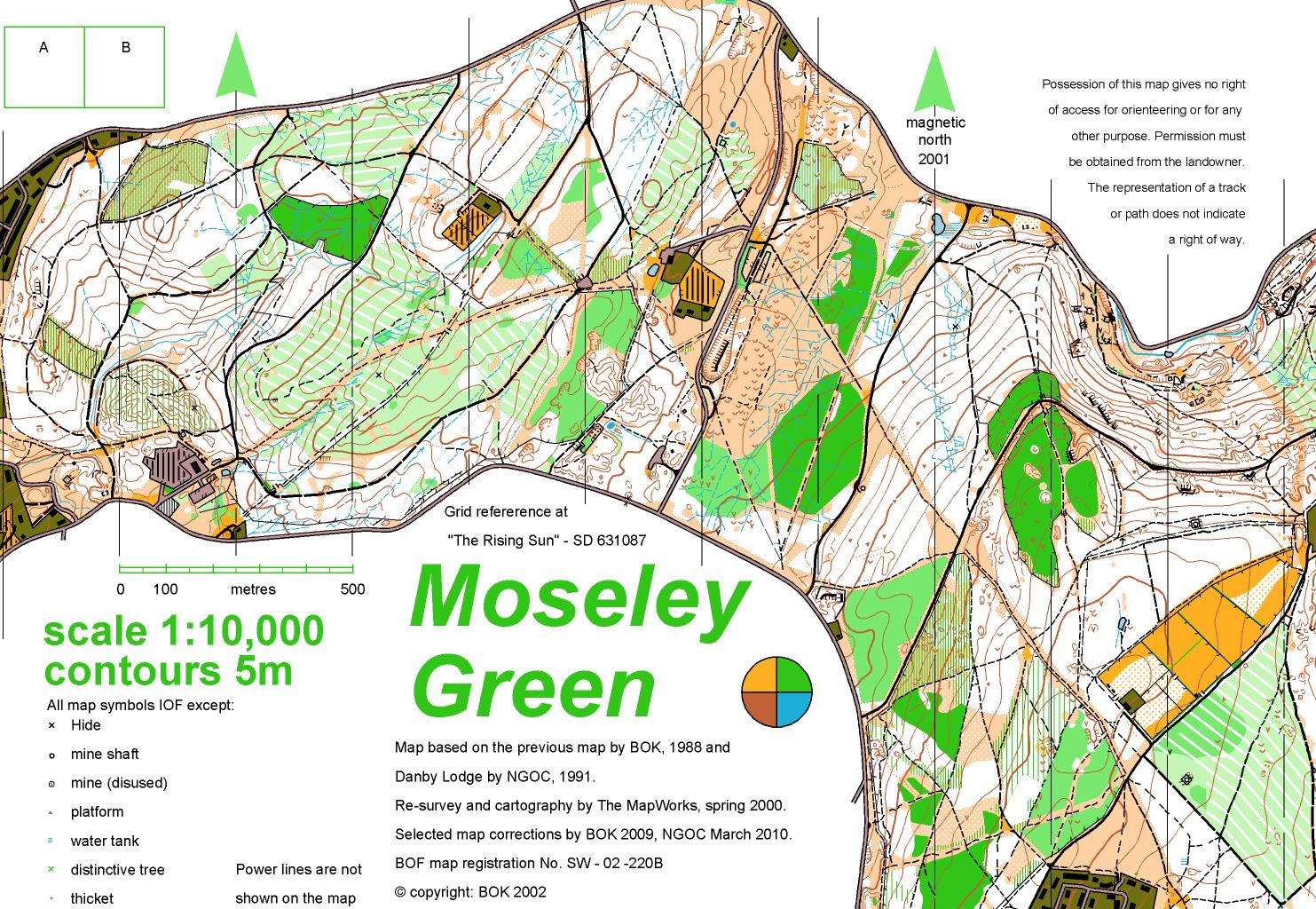 League 6 march 20th 2010 orienteering map from north view map jpg biocorpaavc